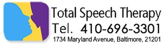 Total SPeech Therapy Logo